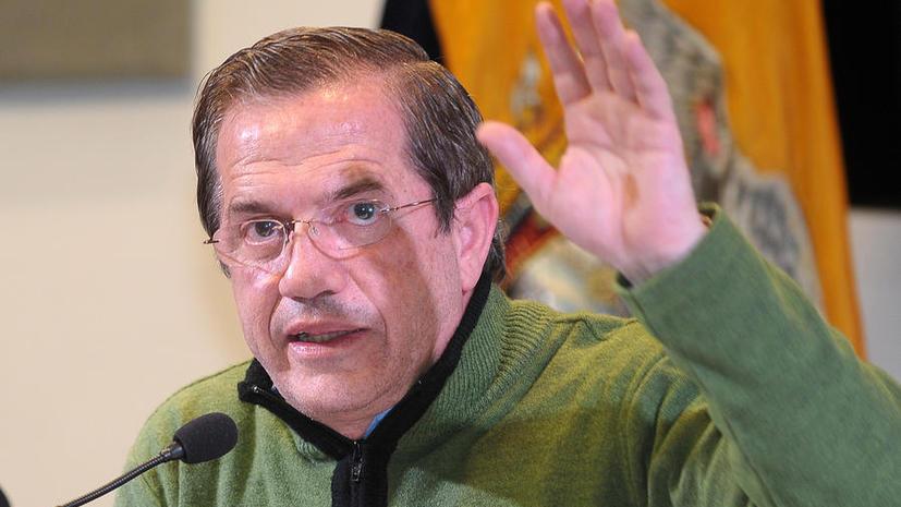 В лондонском посольстве Эквадора найден «жучок»