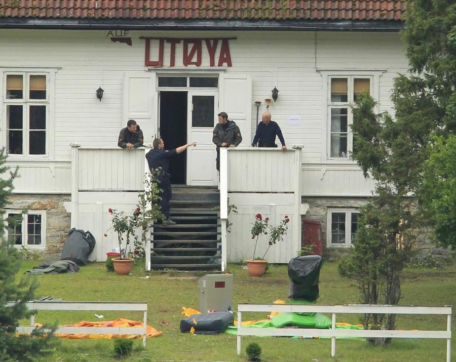 Лагерь, в котором Андерс Брейвик устроил бойню, вернулся к работе