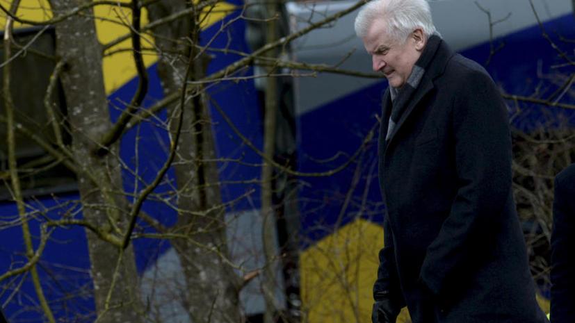 Премьер Баварии о политике Ангелы Меркель в отношении беженцев: Это верховенство несправедливости