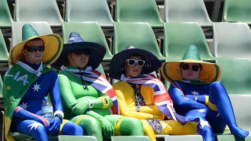 Турнир Australian Open бьёт температурные рекорды