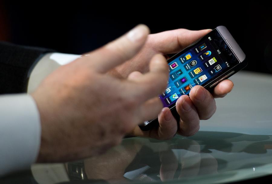 40% британцев не звонят по своим мобильным телефонам
