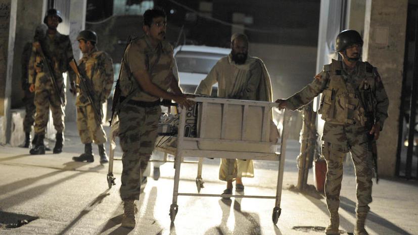 Исламистская группировка «Лашкар-э-Джангви» взяла ответственность за двойной теракт в Пакистане
