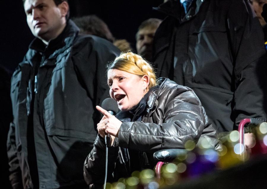 Юлия Тимошенко отправится в Москву на переговоры по Крыму