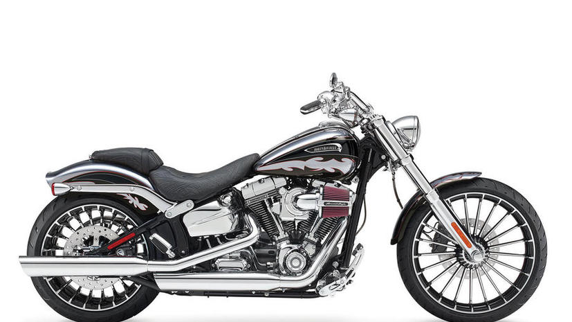 Harley-Davidson представит в Нью-Йорке свой первый электрический мотоцикл