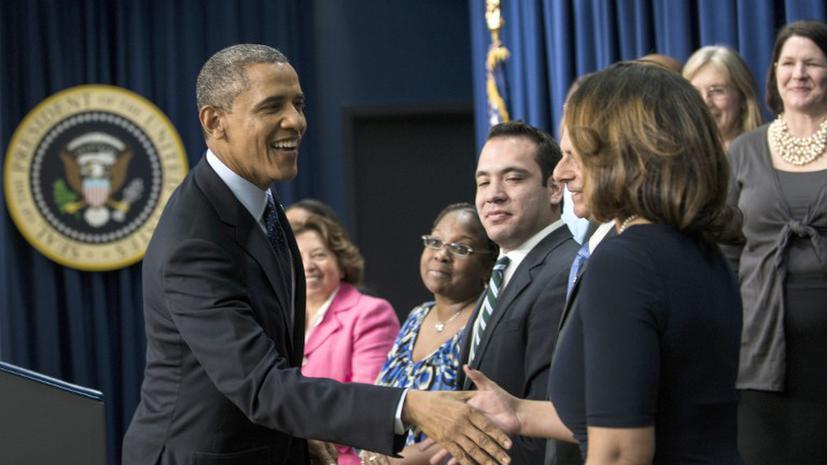 Конгресс США одобрил меры по предотвращению «фискального обрыва»
