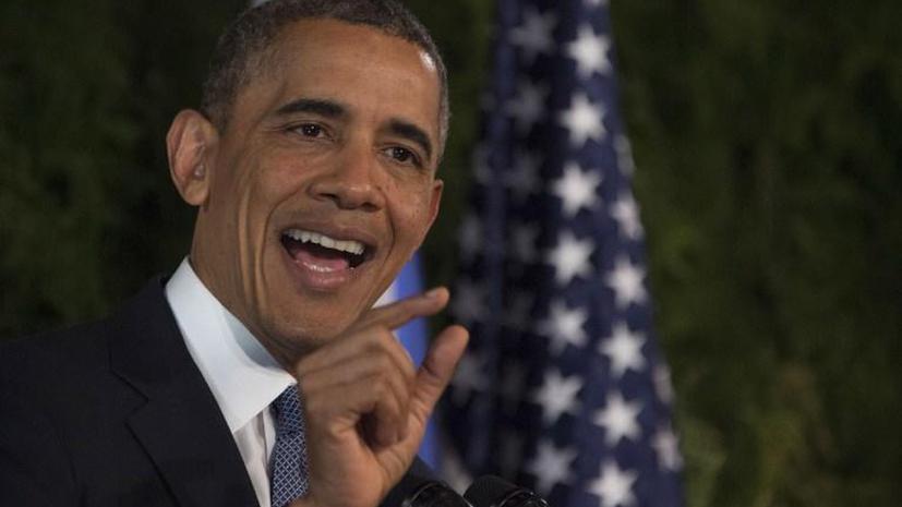 Американские журналисты назвали политику Барака Обамы разжиганием холодной войны