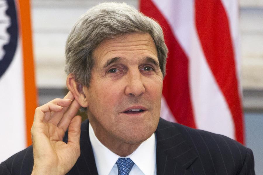 Джон Керри: Сирия - это не Ливия, надо искать дипломатический выход