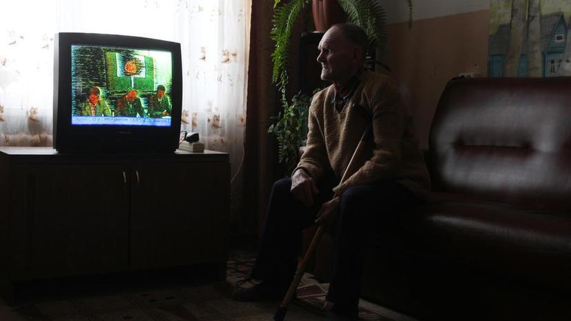 В России началась подготовка к отключению аналогового телевидения