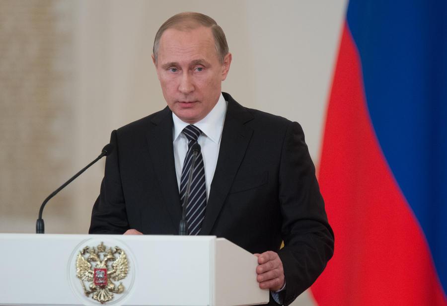 Владимир Путин поручил сделать всё необходимое для семей погибших при крушении Boeing