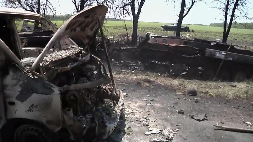 Расстрел украинских военных в Донецкой области мог быть провокацией против ДНР