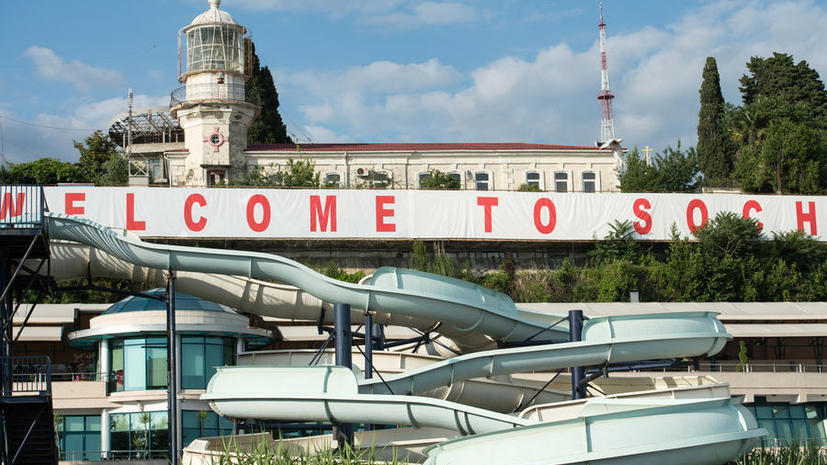 Совет Федерации может запретить нанимать иностранцев на работу во время Игр в Сочи