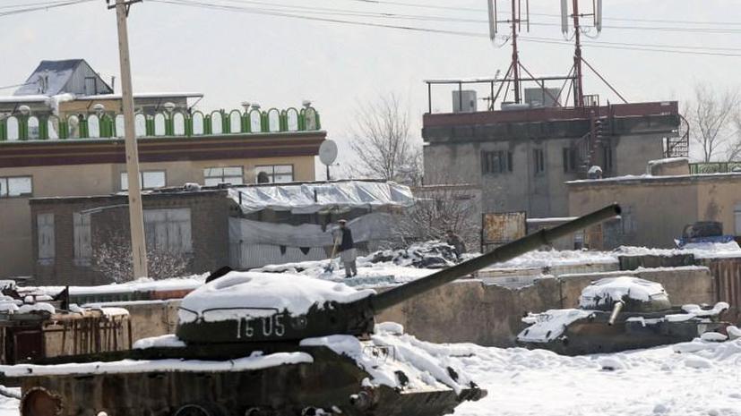 Западные СМИ: Россия может вернуться в Афганистан после ухода войск США