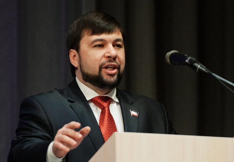 Денис Пушилин: В ДНР примут закон о статусе ополченцев