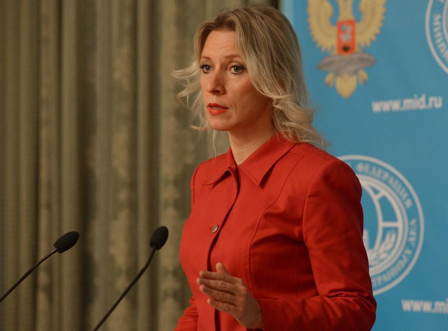 Мария Захарова: Заявления Запада об опасности авиаударов РФ в Сирии — часть информационной кампании