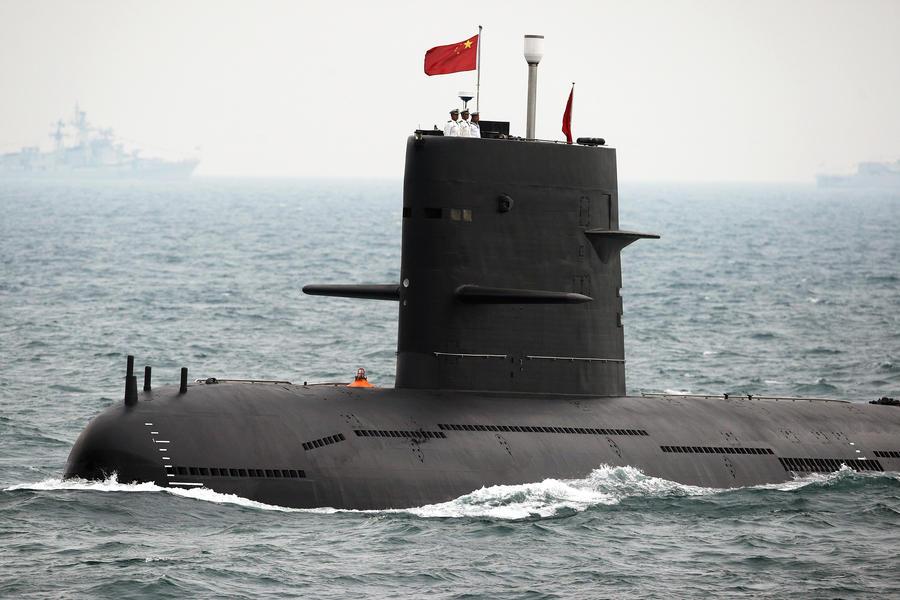 США опасаются нового вооружения китайских подводных лодок