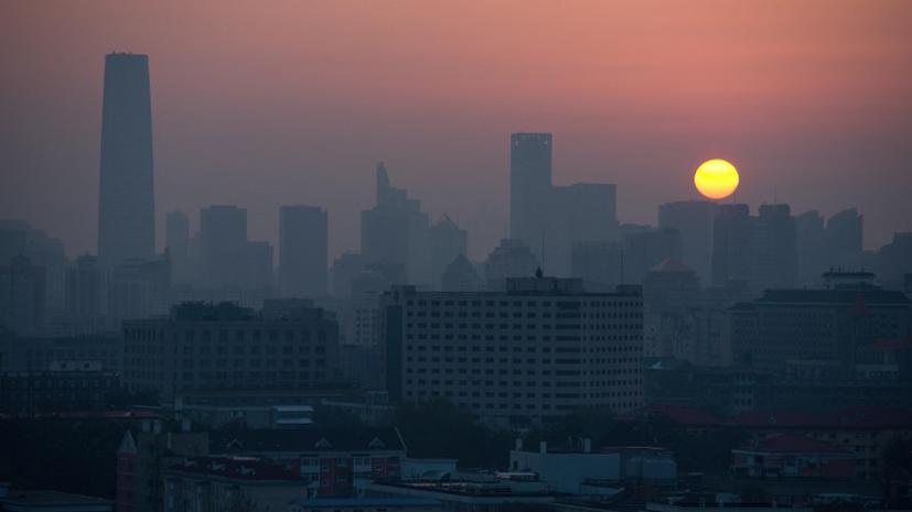 Китай за три месяца возведет высочайший небоскреб в мире