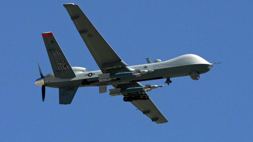 ООН: американские БПЛА уничтожили больше мирного населения, чем признано официально