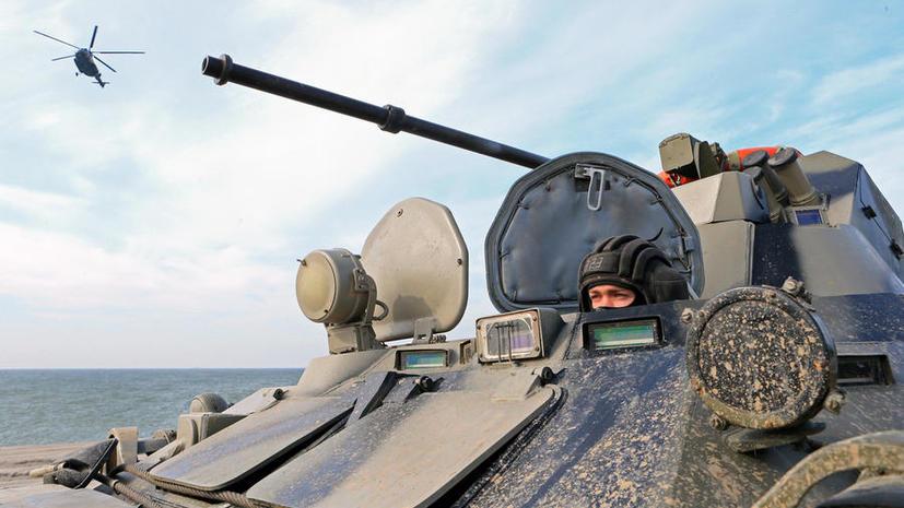 Новейший бронетранспортёр «Арктика» разрабатывается в России