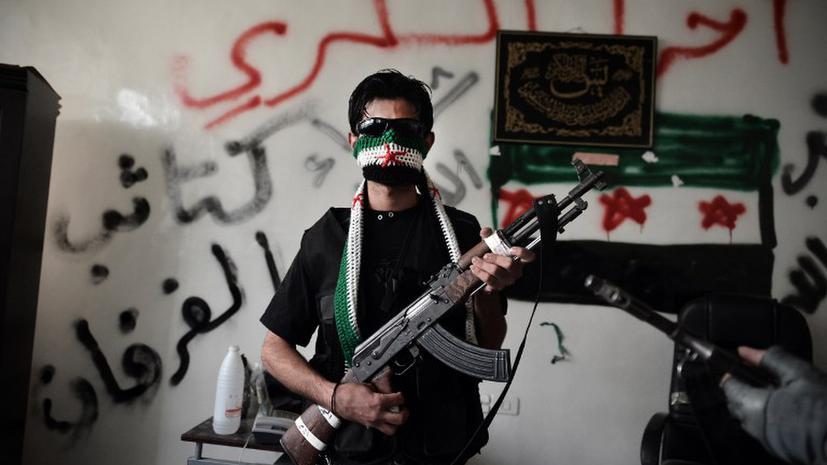 Сирийская оппозиция проигрывает идеологическую войну