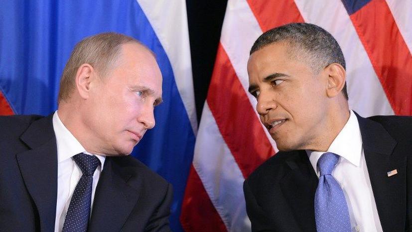 Кремль: Путин и Обама проведут двустороннюю встречу в преддверии саммита G8 в Северной Ирландии
