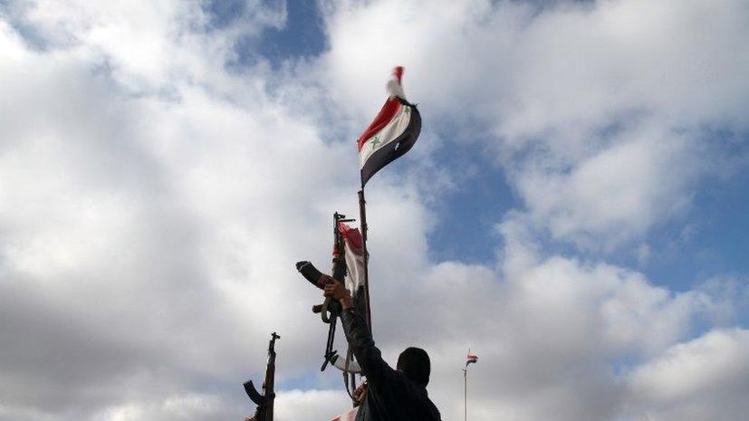 Вторжение в Сирию в Тегеране расценят как нападение на Иран и его союзников