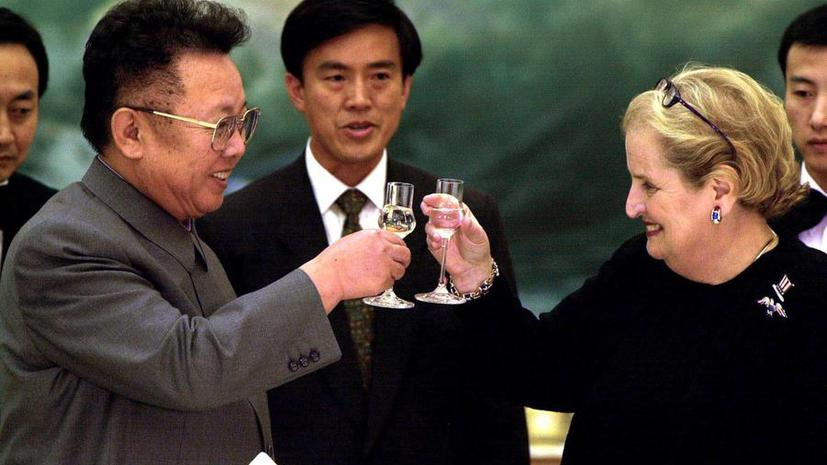 Ким Чен Ир потратил на Hennessy более $1 млн