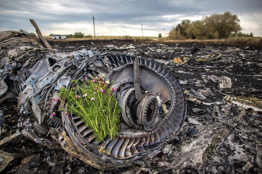 Год назад на Украине потерпел крушение малайзийский Boeing, выполнявший рейс MH 17
