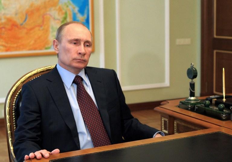 Владимир Путин предупредил Европу о возможных последствиях для транзита газа в связи с ситуацией на Украине