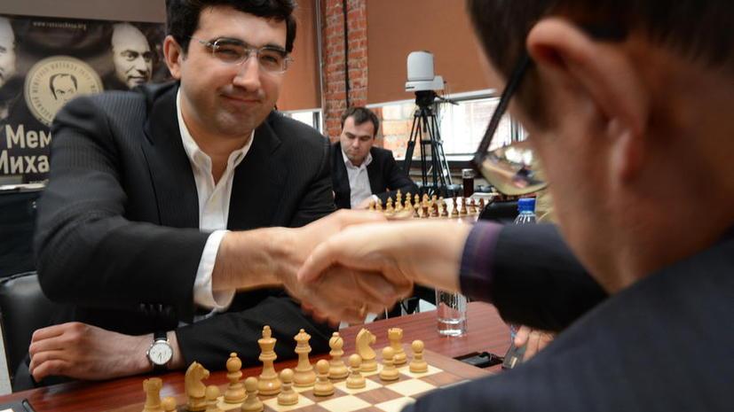 Россия одержала победу в командном Чемпионате мира по шахматам