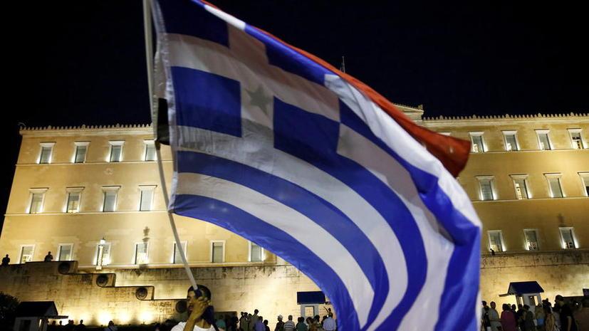 Сегодня может решиться, останется ли Греция в еврозоне