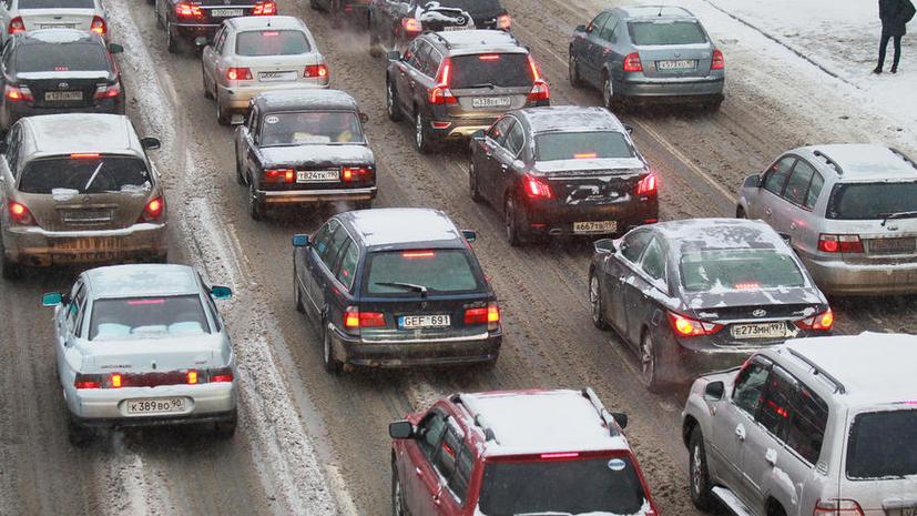 СМИ: В России могут вернуть «сухой закон» для водителей