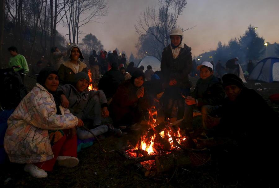 СМИ: Словения готова отгородиться от беженцев забором