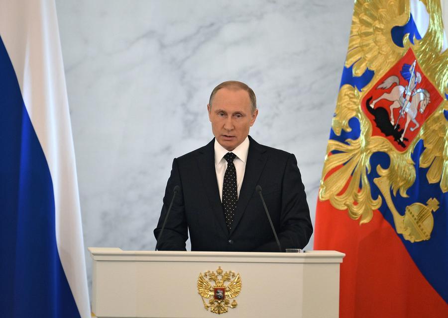 Владимир Путин: Правящая верхушка Турции несёт ответственность за гибель российских военных