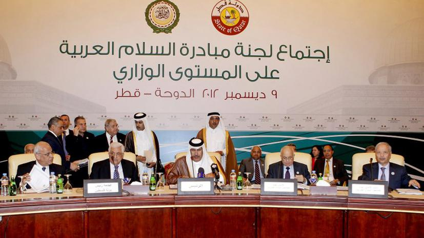 Арабские страны будут переводить палестинцам $100 млн в месяц