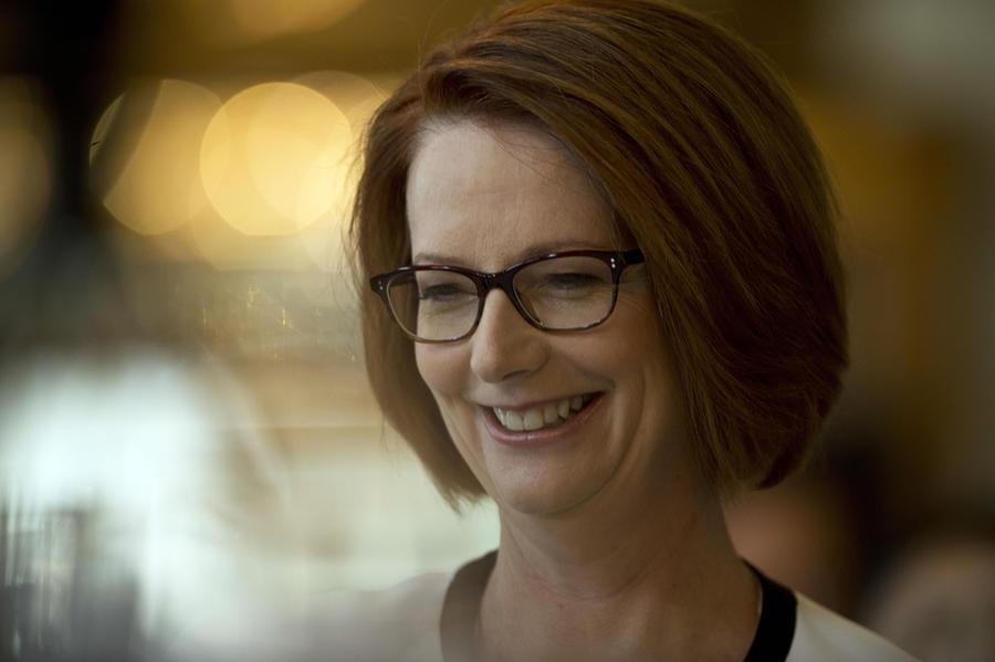 Оппоненты раскритиковали премьер-министра Австралии за вязание