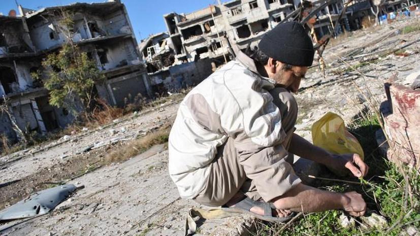 ООН готова к доставке гуманитарной помощи в Хомс