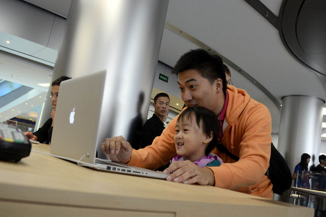 Apple вернет деньги, потраченные несмышлеными детьми на мобильные приложения