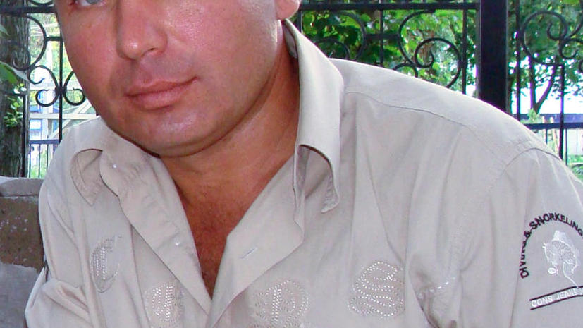 Константину Ярошенко отказали в получении посылки из России