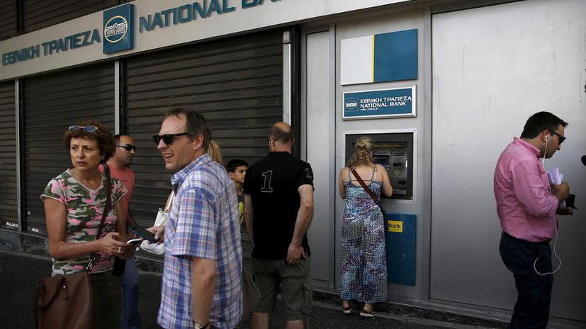 Жители Греции в опросе RT: Мы намерены проголосовать против выполнения требований кредиторов