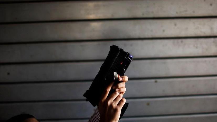 5-летний ребёнок из штата Теннесси устроил стрельбу в школьной столовой