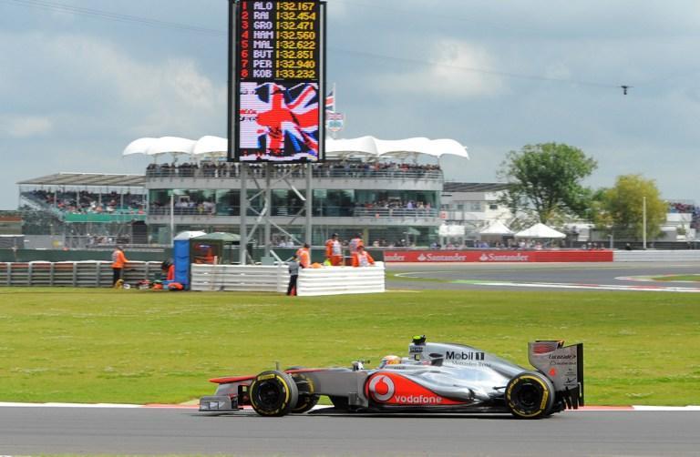 Высокие цены на билеты оставили британский этап Формулы-1 без зрителей