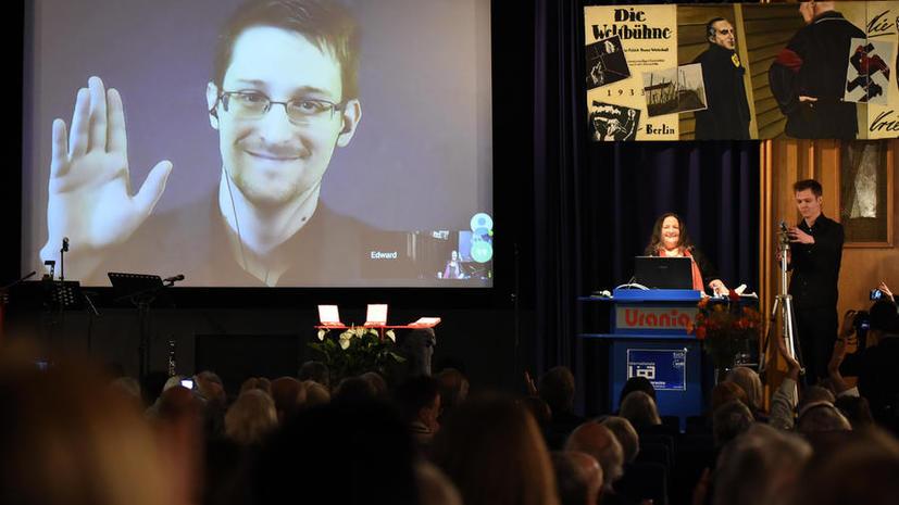 Эдвард Сноуден: Текущая политика США приведёт к их поражению в кибервойне
