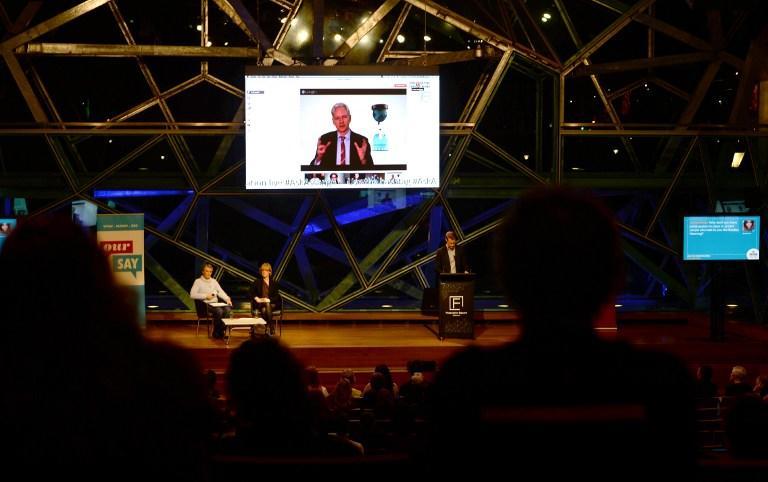 Австралия готовится к парламентским выборам, в которых участвует Джулиан Ассанж