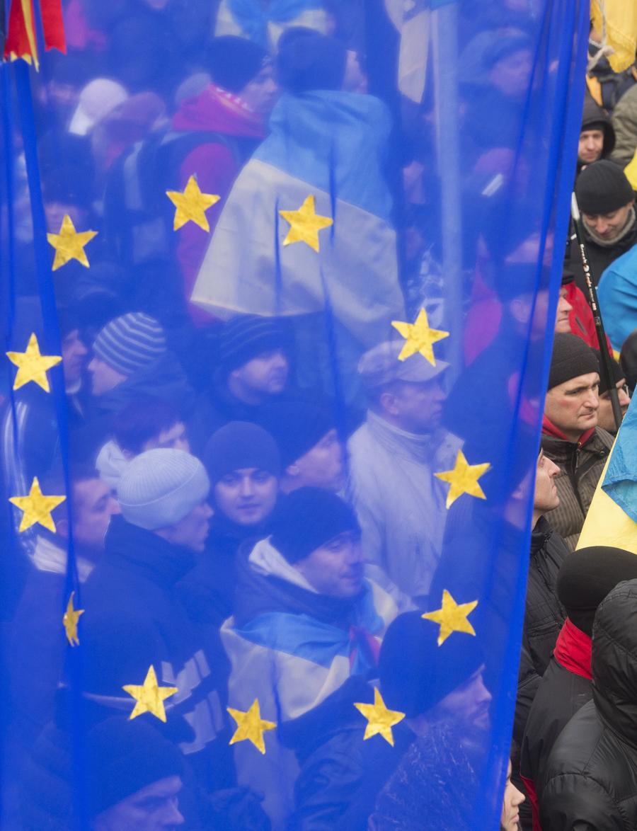 В Киев прибыли министры иностранных дел стран Евросоюза