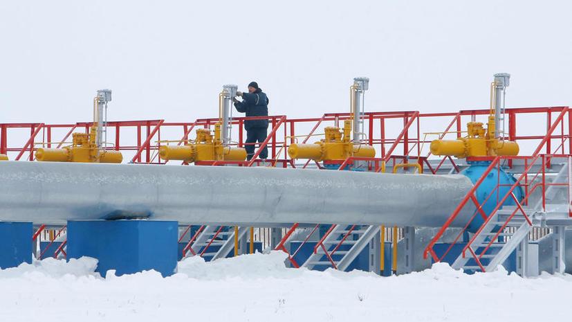 Эксперт: Европа никак не обойдётся без российского газа