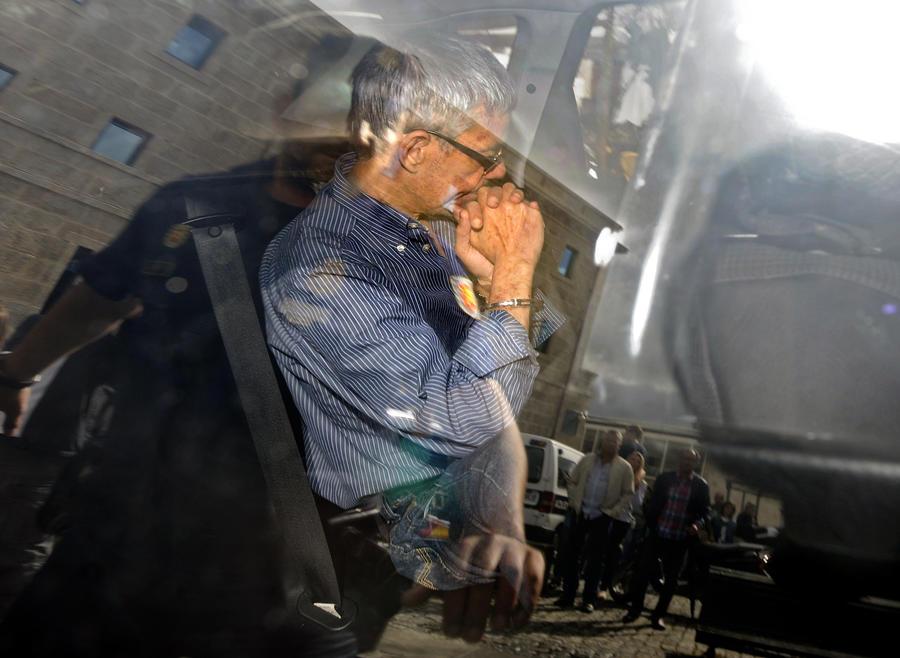 Машинист поезда, в крушении которого погибли 78 человек, признался в «безрассудном поведении»