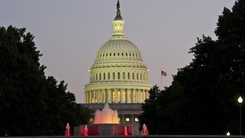 Палата представителей США в третий раз вернула законопроект о бюджете на доработку в сенат