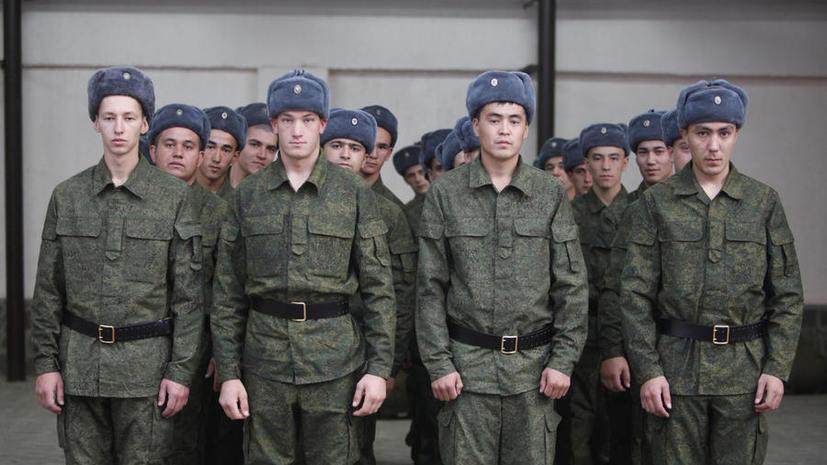 СМИ: В российской армии сможет служить любой иностранный гражданин, не нарушавший закон