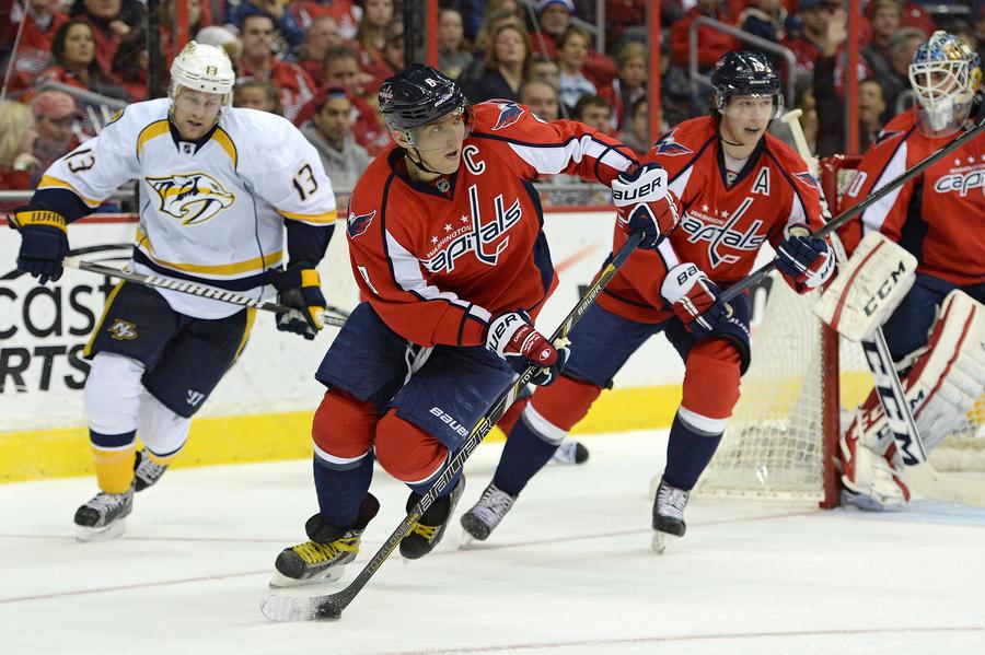 Уикенд в НХЛ: Овечкин и Ничушкин забрасывают шайбы, Бобровский и Малкин испытывают проблемы со здоровьем