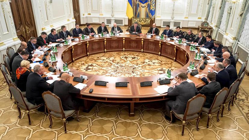 Трудности перевода: Украина включила в санкционный список несуществующих людей